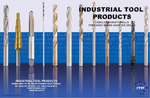 Cobalt & Carbide Drills, Taps